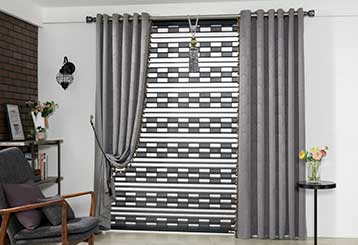 Curtains & Draperies | LA Blinds & Shades