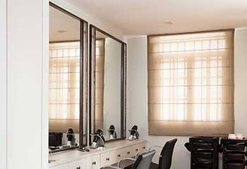 Roman Shades in Walnut Park | Los Angeles Blinds & Shades
